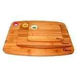 OXONE Bamboo Cutting Board 3Pcs OX-610